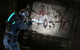 Обои космос, игра, Electronic Arts, мёртвый космос, dead space 3, Visceral Games