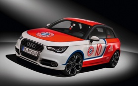 Обои экстрим, Audi A1, гонки