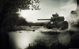 Картинка tank, танк, танки, World of Tanks, Франция, Wargaming.Net, France