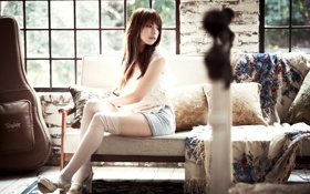 Картинка Asian, Beauty, Kpop, Room, Cute, Singer, Korean