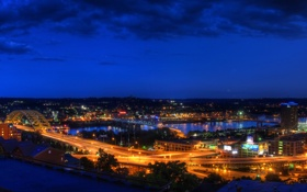 Картинка city, город, USA, Cincinnati, Ohio