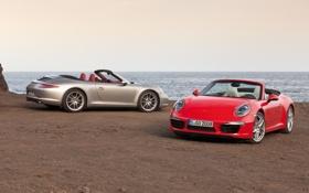 Обои 911, суперкар, порше, porshe, cars, auto, supercars