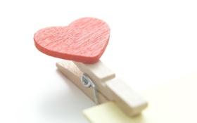 Обои любовь, сердце, день святого валентина, heart, wallpapers, valentines day, ПРИЩЕПКА