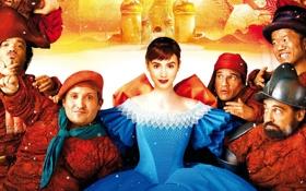 Обои apple, принцесса, movie, Белоснежка, princess, Лили, Snow White