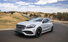 Обои Mercedes-Benz, мерседес, AMG, амг, A-class, W176