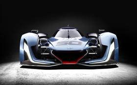 Обои суперкар, Vision, Hyundai, гран туризмо, Gran Turismo, 2015, N 2025