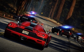 Обои need for speed, koenigsegg, hot pursuit