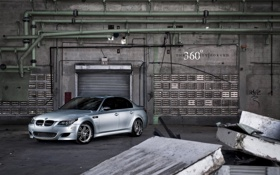 Обои BMW, 360forged