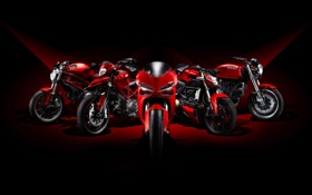 Обои мотоциклы, bike, ducati, байки, дукати, модельная линия, Model Line