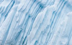Обои лёд, холод, ниже нуля, айсберг