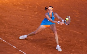 Обои Garbiñe Muguruza, теннис, спорт