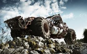 Картинка car, Hot Rod, modified