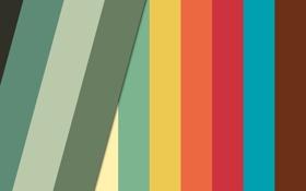 Обои абстракция, полосы, краски, минимализм, colors, minimalism, stripes