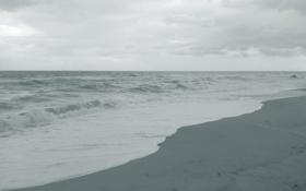 Картинка sea, glacier, wave