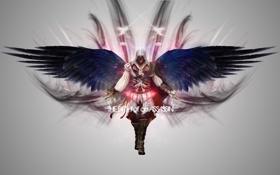 Картинка Крылья, Убийца, Эцио Аудиторе, Assassins Creed II