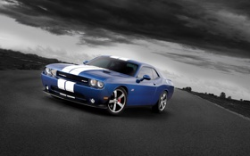 Обои 2011, dodge, challenger, srt8