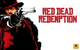 Обои Red Dead Redemption, RockStar, western
