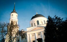 Обои Калуга, Kaluga, Калужский Свято-Троицкий кафедральный собор