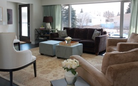 Обои дизайн, дом, стиль, интерьер, коттедж, жилая комната