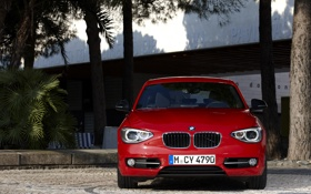 Картинка BMW, cars, auto, Wallpapers auto, sport line, Bmw 1 serie, BMW 1 Series