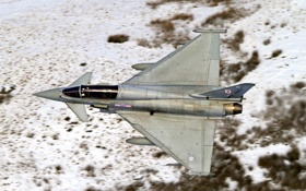 Обои оружие, самолёт, Typhoon