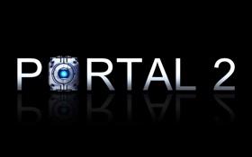 Картинка портал, portal 2, wheatley