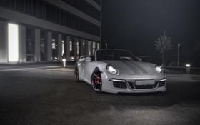 Картинка 911, Porsche, Carrera, TechArt