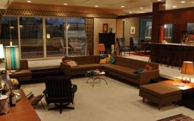 Обои дизайн, стиль, комната, интерьер, жилое пространство