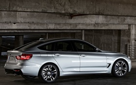 Картинка 335i, BMW, Gran Turismo, авто, M Sports Package, бмв