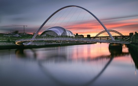 Картинка England, Newcastle upon Tyne, Quayside