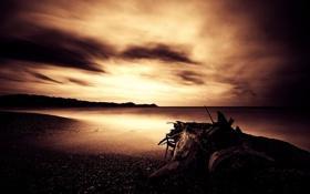 Обои пляж, пейзаж, природа, пейзажи, wallpapers, обои природа