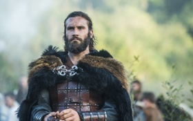 Картинка взгляд, Vikings, Викинги, Clive Standen, Rollo
