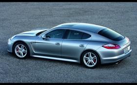 Обои Panamera, порш, авто обои, Porsche