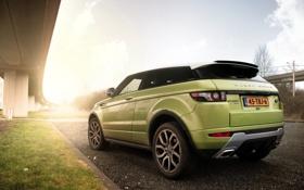 Обои джип, внедорожник, Range Rover, cars, auto, Evoque, wallpapers auto