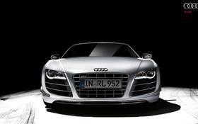 Картинка Audi, silver