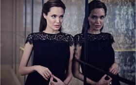 Картинка актриса, Анджелина Джоли, Angelina Jolie, фотограф, фотомодель, Джейсон Белл