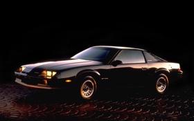 Обои Chevrolet, Camaro, шевроле, Berlinetta, 1982