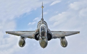 Обои оружие, самолёт, Mirage 2000D