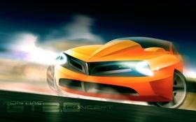Обои Concept, GT2, Pontiac