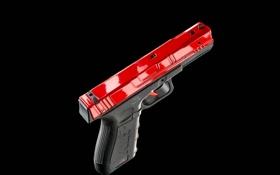 Обои пистолет, оружие, самозарядный