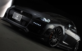 Картинка Ниссан, Машины, Nissan, GT-R, Cars, R35, Автомобили