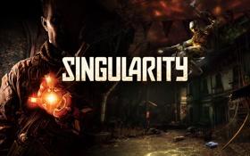 Картинка logo, Singularity, videogame, Nathaniel Renko, TMD