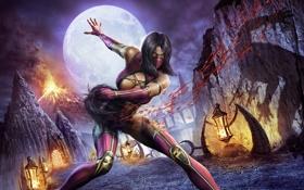 Картинка Игры, Milena, Mortal Combat, Милена