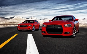 Картинка тачки, Dodge, SRT8, додж, cars, Charger, auto wallpapers