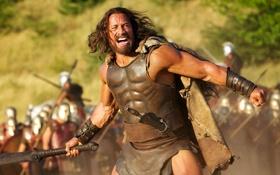 Обои фэнтези, битва, приключения, Дуэйн Джонсон, Dwayne Johnson, Hercules, «Геракл»