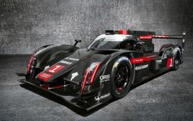 Картинка Audi, Quattro, LMP1, 2014, R18, E Tron