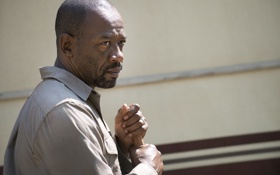 Картинка Ходячие мертвецы, The Walking Dead, Lennie James, Morgan