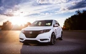 Картинка Honda, хонда, HR-V, Fox Marketing
