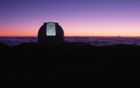 Картинка USA, Hawaii, Mauna Kea Observatory, Hawaii Island, Mauna Kea Volcano