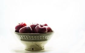 Обои фон, еда, яблоки